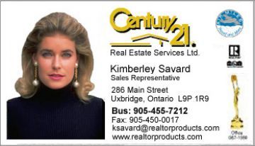 Business Card Style Century Template - Century 21 business cards template