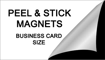 Our peel stick magnets